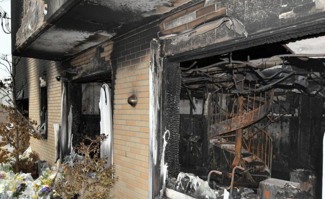 【京アニ火災】損傷遺体13人の司法解剖の結果に衝撃走る「理不尽すぎる」「模倣犯が現れそう」